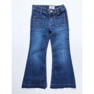 OSHKOSH B'GOSH | Released Hem Bell Bottom Jeans